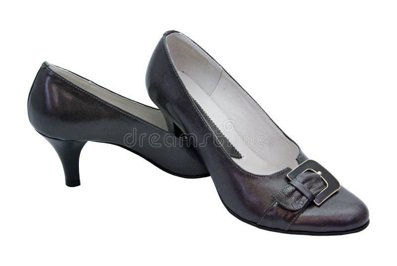 Chaussures d'isolement de femme illustration de vecteur