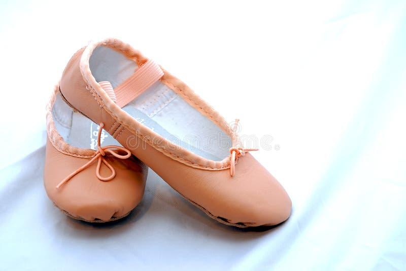 Chaussures de Balerina photo libre de droits
