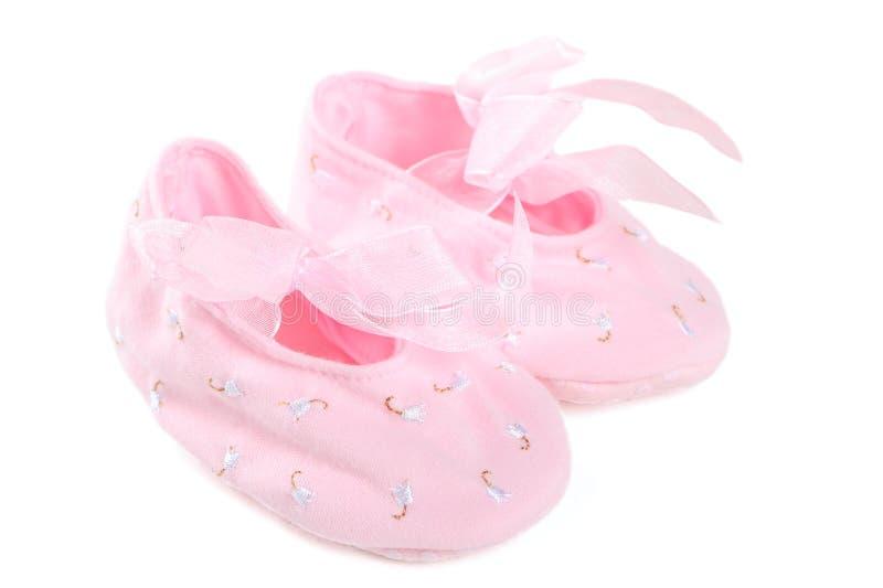 Chaussures de ballerine photo stock