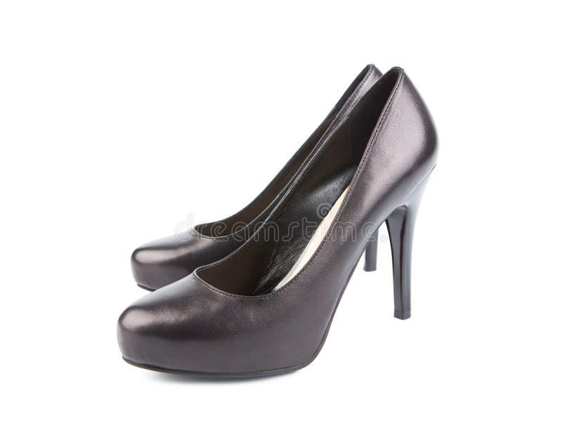 Chaussures de femmes photo stock