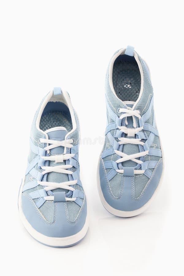 Chaussures de l'eau de femmes images libres de droits