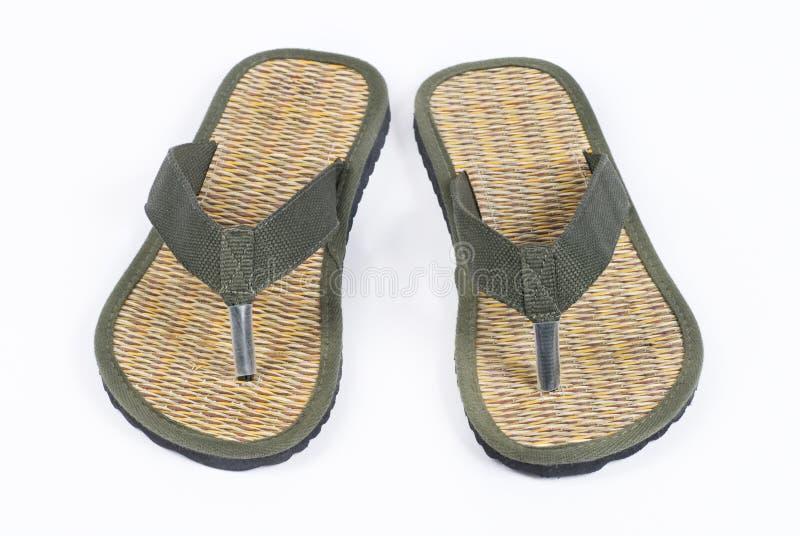 Chaussures de plage photos stock