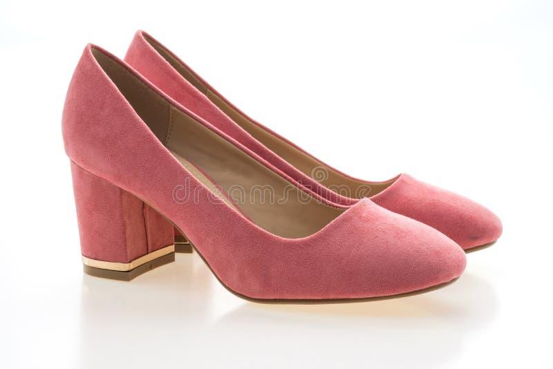 Download Chaussures de talon haut photo stock. Image du paire - 87705942
