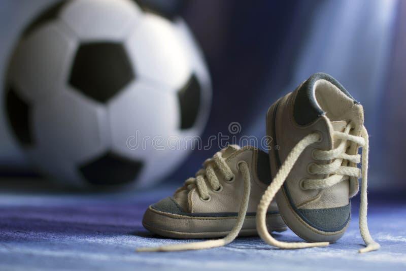 Chaussures en caoutchouc image libre de droits