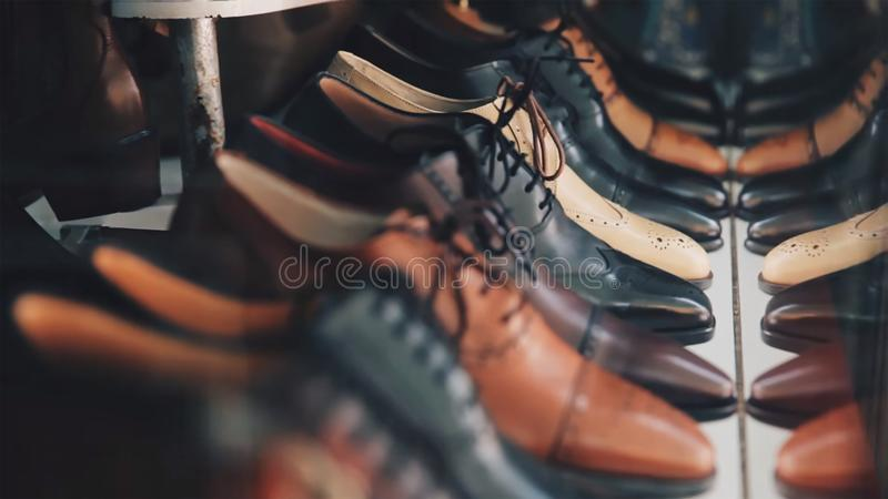 Chaussures ensemble image stock