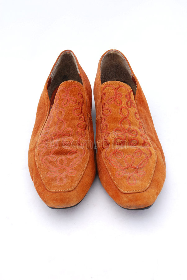 Chaussures exclusives photo stock