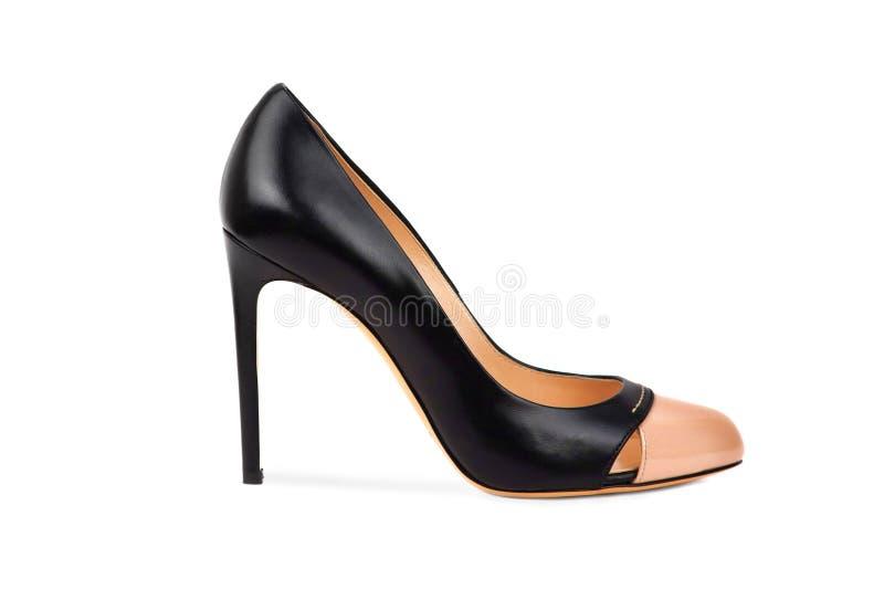 Chaussures femelles photos libres de droits