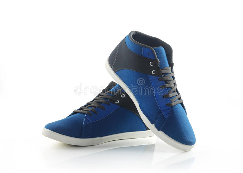 Chaussures occasionnelles image stock