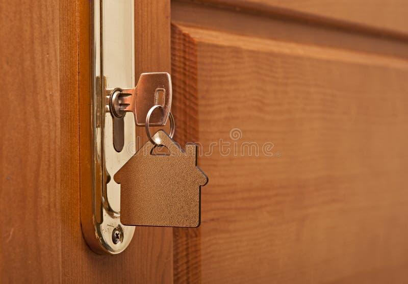 Download Chave foto de stock. Imagem de preço, home, novo, interior - 26519468