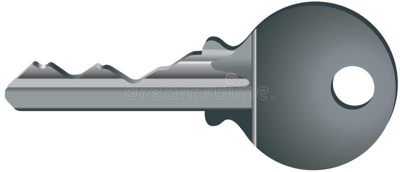 Chave. ilustração do vetor