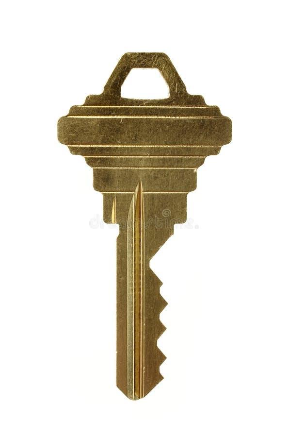 Chave da porta. fotos de stock royalty free