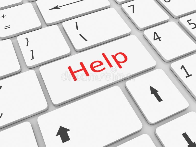 Chave de ajuda do teclado