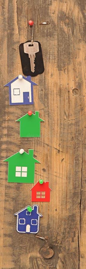 Download Chave De Prata Com Etiqueta Vazia Foto de Stock - Imagem de idéia, conceito: 29836512