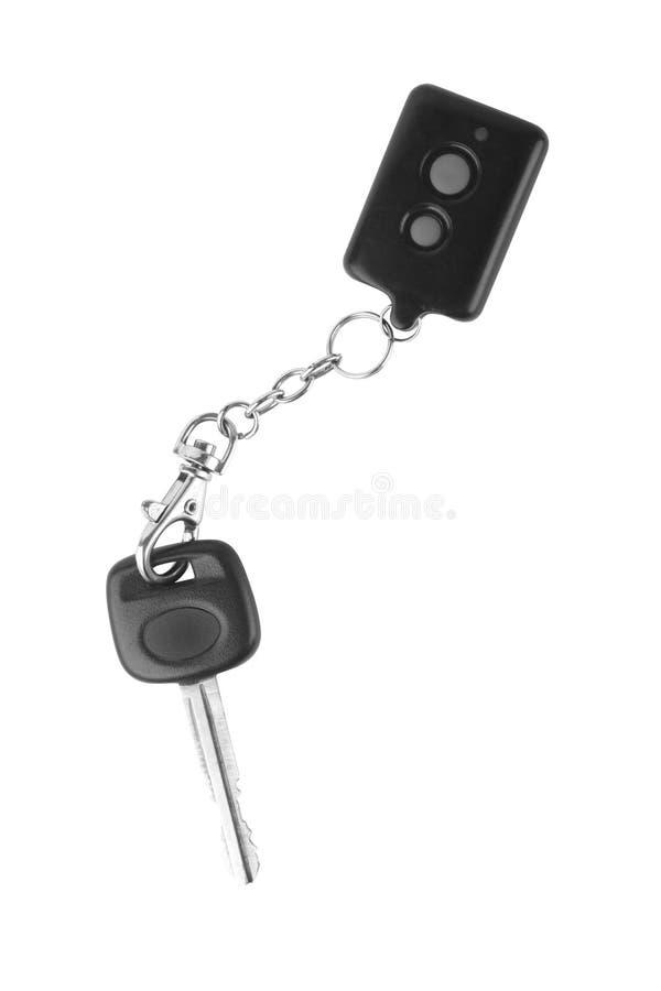 Chave e telecontrole do carro foto de stock royalty free