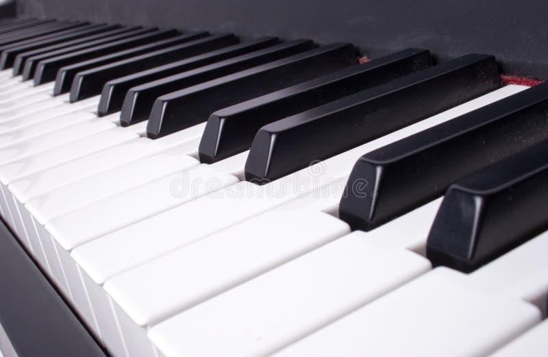 Chaves de teclado imagem de stock royalty free