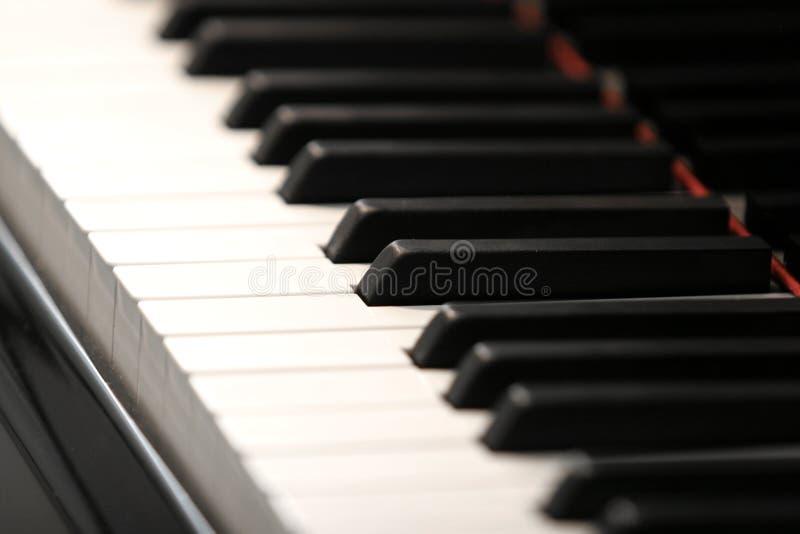 Download Chaves do piano foto de stock. Imagem de closeup, detalhe - 540638