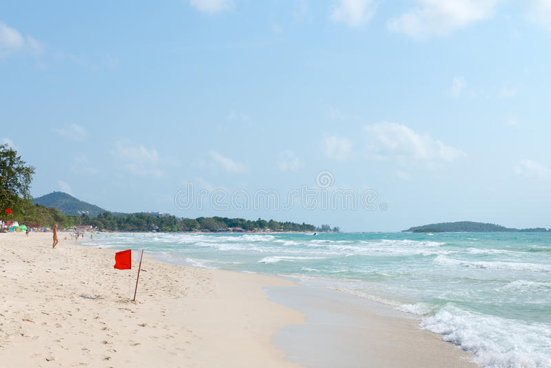 Download Chaweng Sandy Beach On Samui Island In Thailand Editorial Stock Photo - Image: 98764398