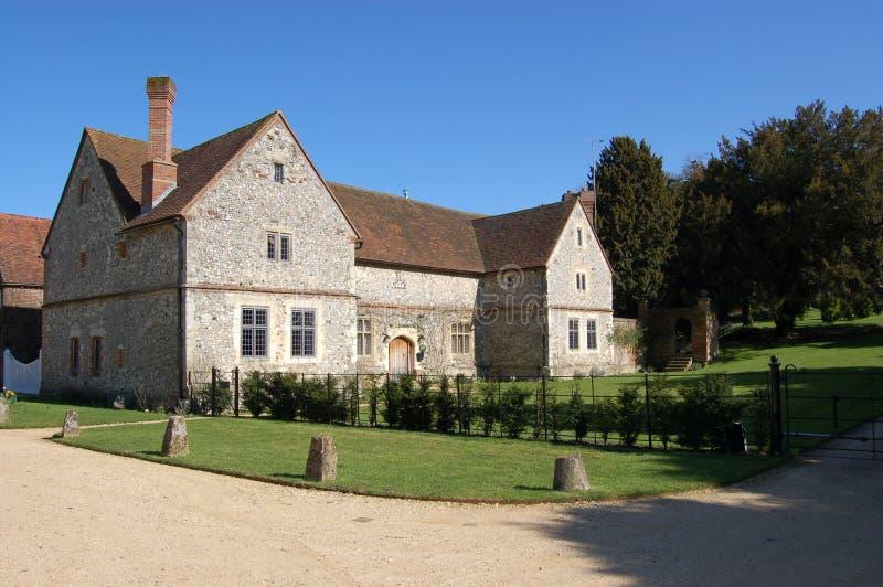 Chawton storico, Hampshire immagine stock