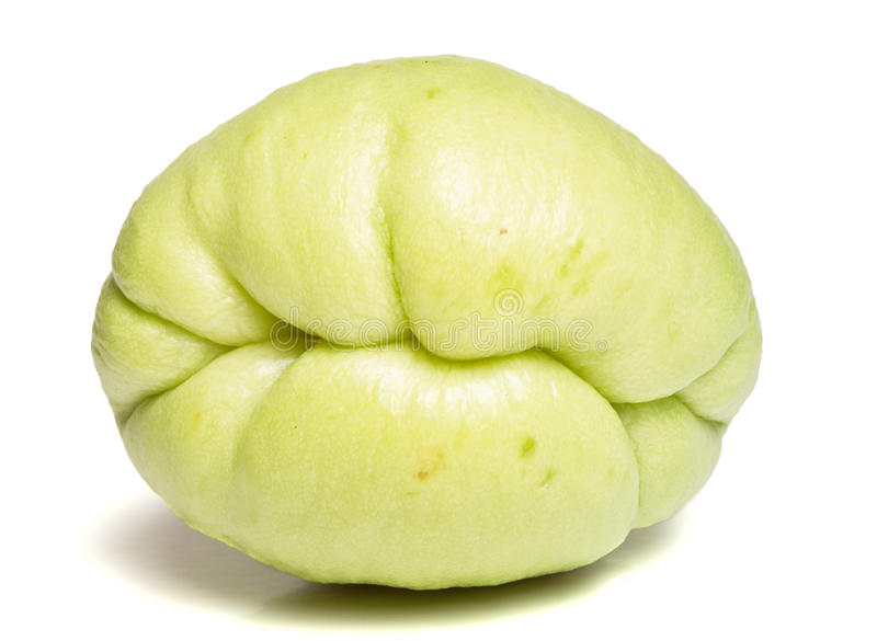 Chayote photographie stock