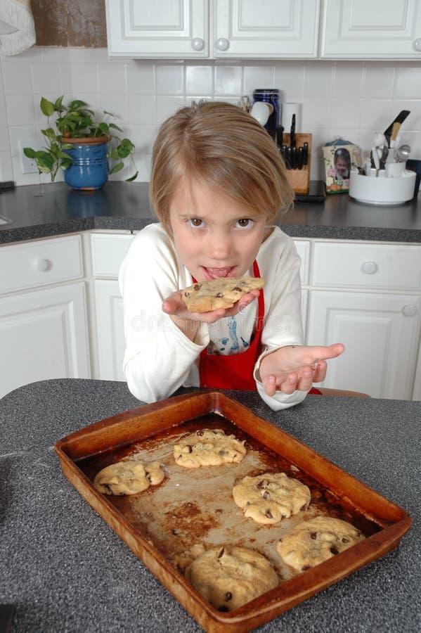 chcesz ciastko. fotografia stock