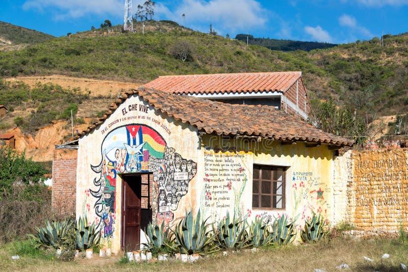 Che graffiti Guevara obrazy royalty free