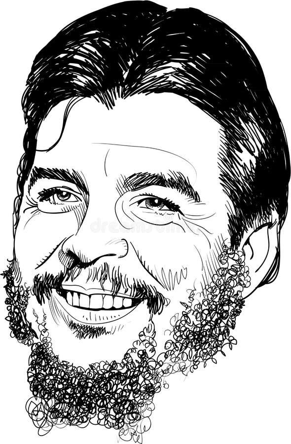 Che Guavera ελεύθερη απεικόνιση δικαιώματος