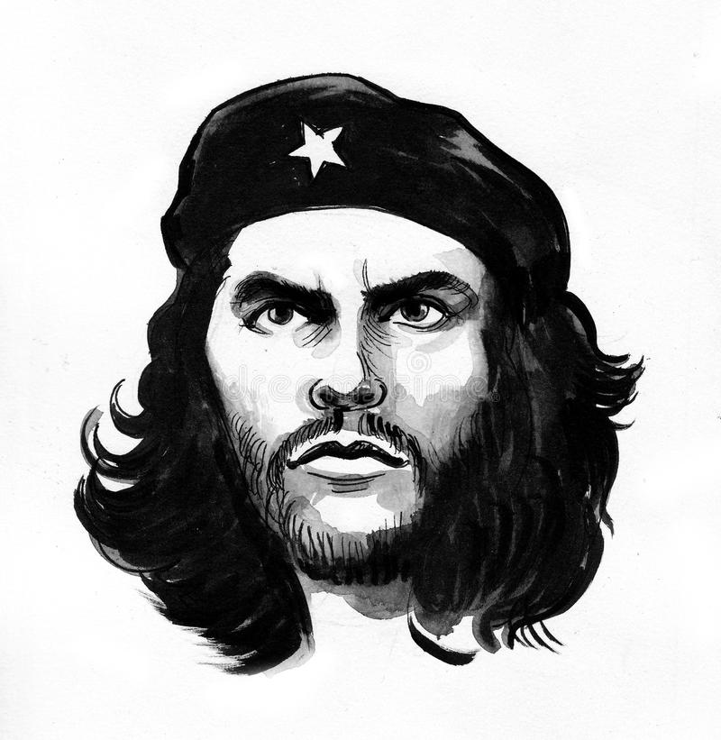 Che Guevara διανυσματική απεικόνιση