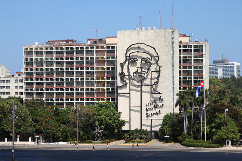 Che Guevara stock images