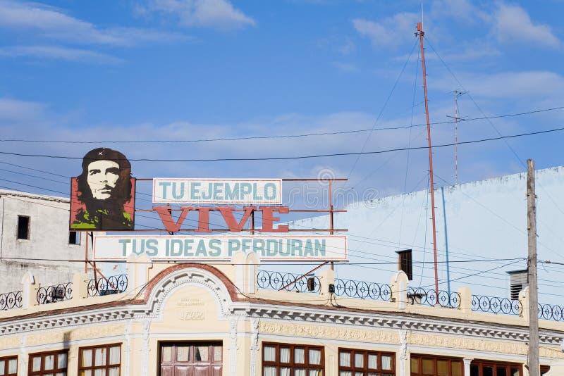 Che Guevara, Kuba zdjęcie royalty free