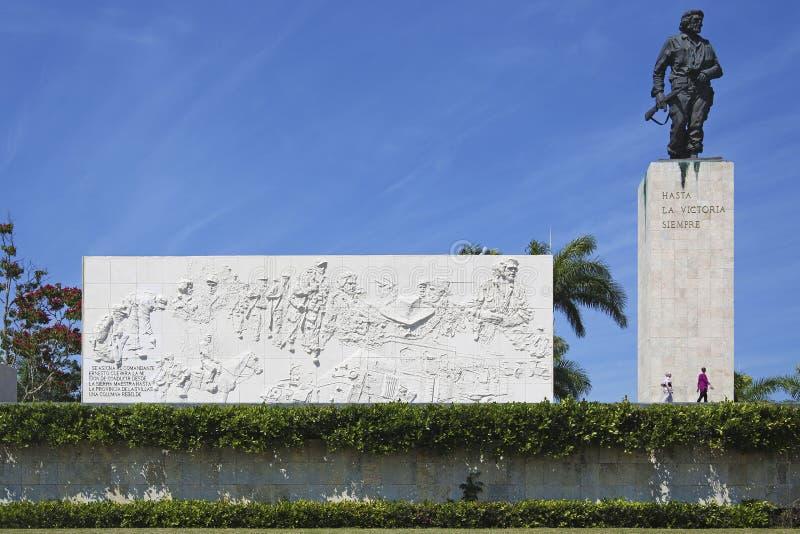 Che Guevara Mausoleum fotos de stock royalty free