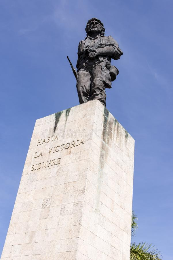 Che Guevara Mausoleum - Santa Clara - Cuba royalty free stock photography