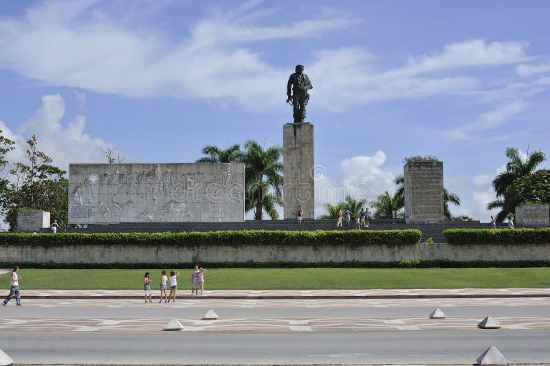The Che Guevara Mausoleum in Santa Clara, Cuba. royalty free stock images