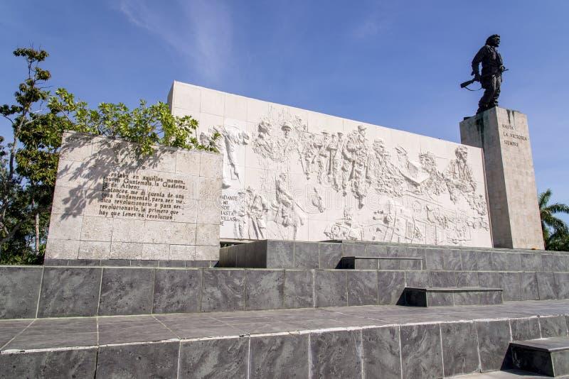 Che Guevara Mausoleum - Santa Clara - Cuba stock photo