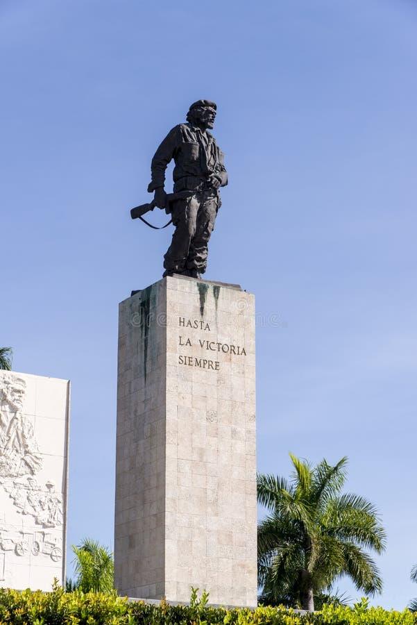 Che Guevara Mausoleum - Santa Clara - Kuba lizenzfreie stockfotos