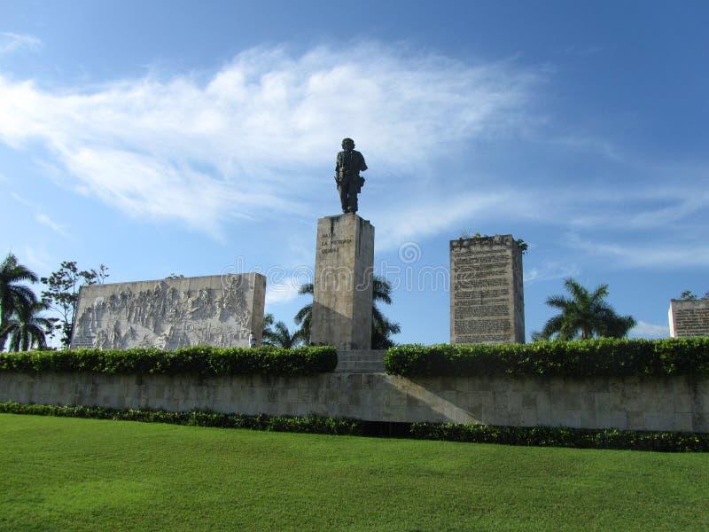 Che Guevara mauzoleum fotografia stock