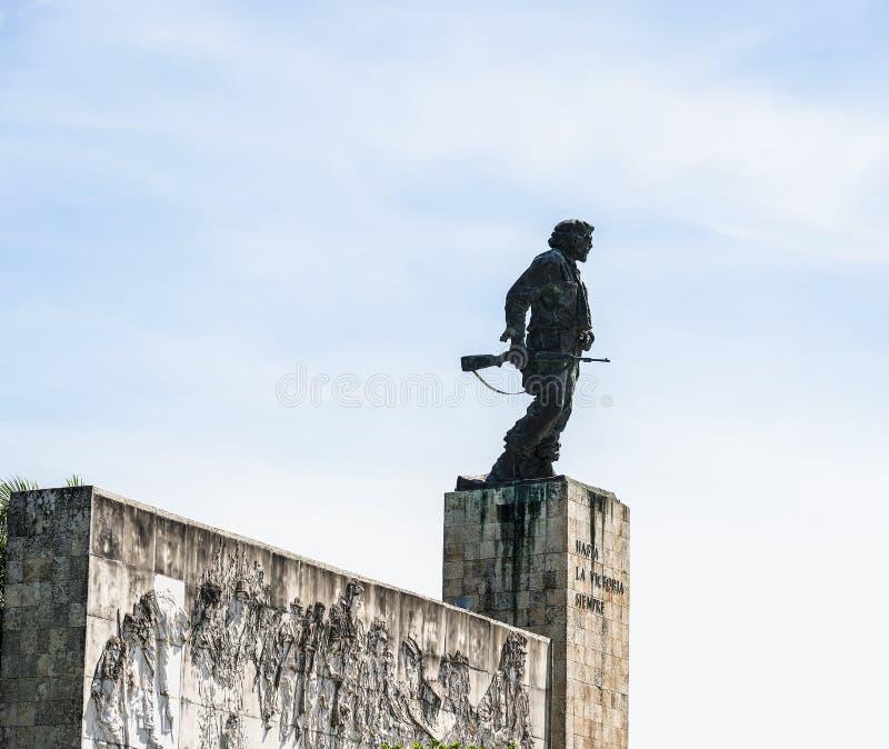 Che Guevara mauzoleum w Santa Clara, Kuba zdjęcie stock