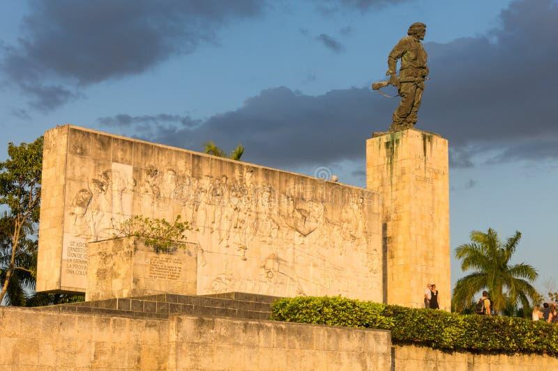 Che Guevara Memorial et musée dans Santa Clara, Cuba photo libre de droits
