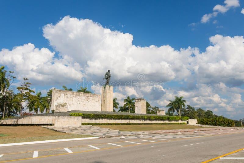 Che Guevara Memorial et musée dans Santa Clara, Cuba image libre de droits