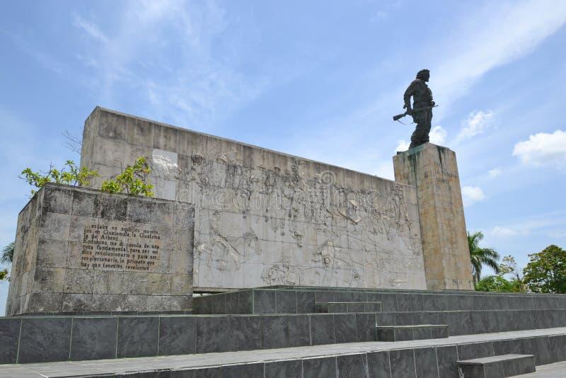 Che Guevara Monument imagem de stock