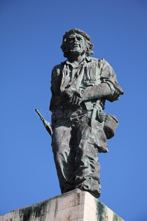 Che Guevara Monument imagen de archivo