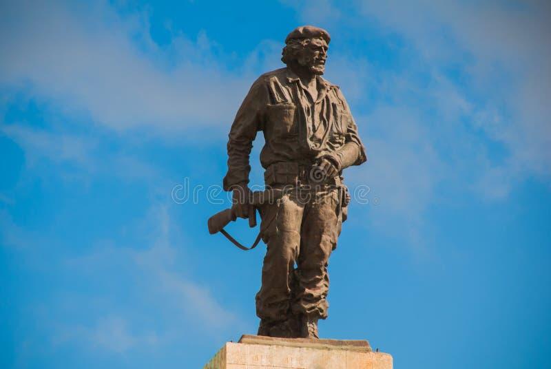 Che Guevara Monument, Plaza de la Revolution, Santa Clara, Cuba fotos de archivo