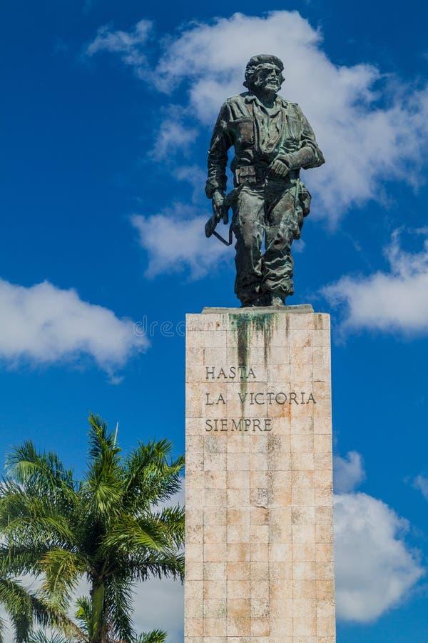 Che Guevara-Monument in Santa Clara, Cu lizenzfreie stockfotografie
