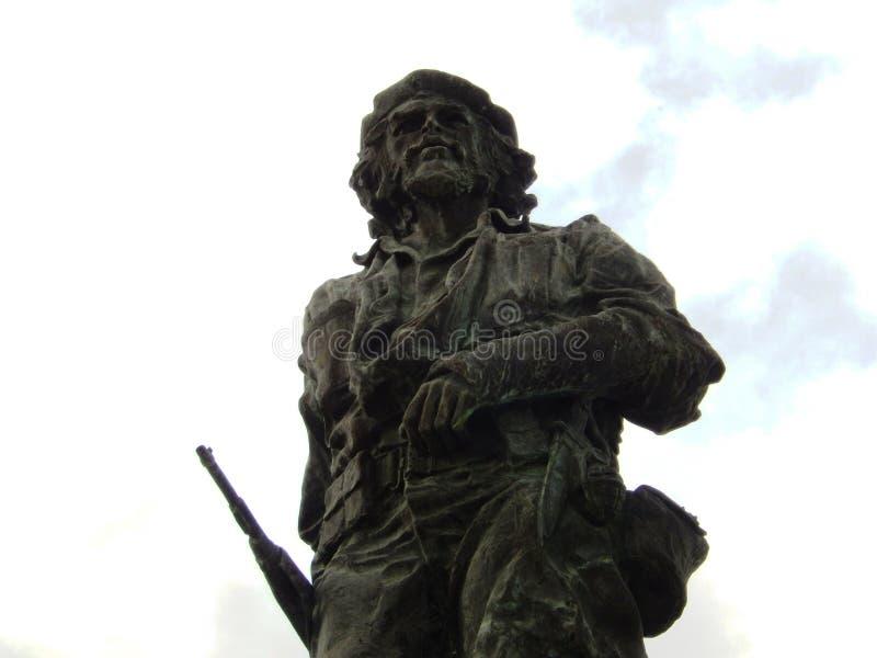 Che Guevara Monument, Santa Clara, Cuba fotografía de archivo