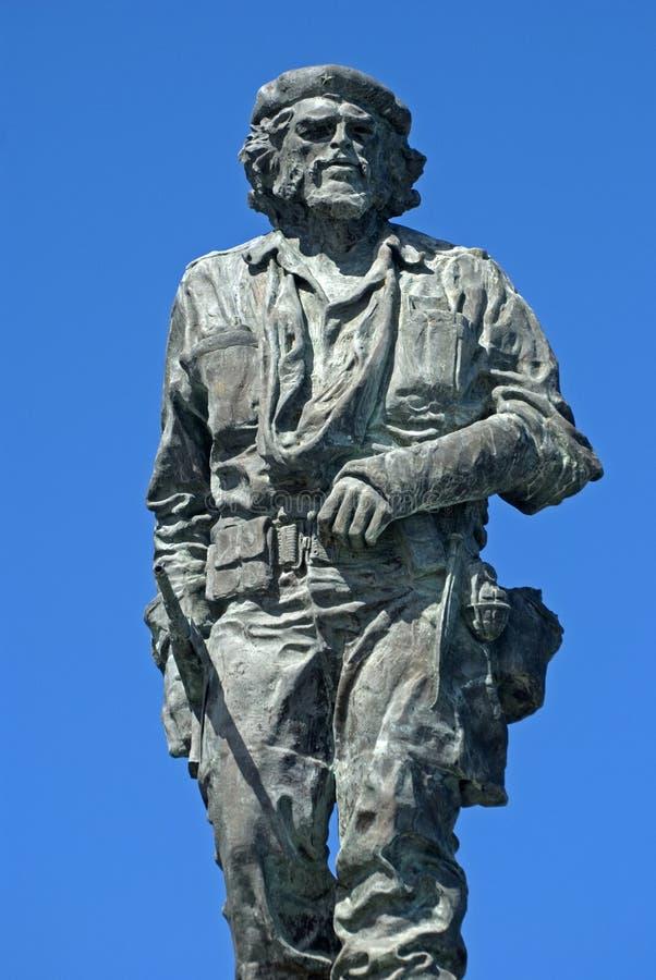 Che Guevara Monument Santa Clara, Kuba fotografering för bildbyråer
