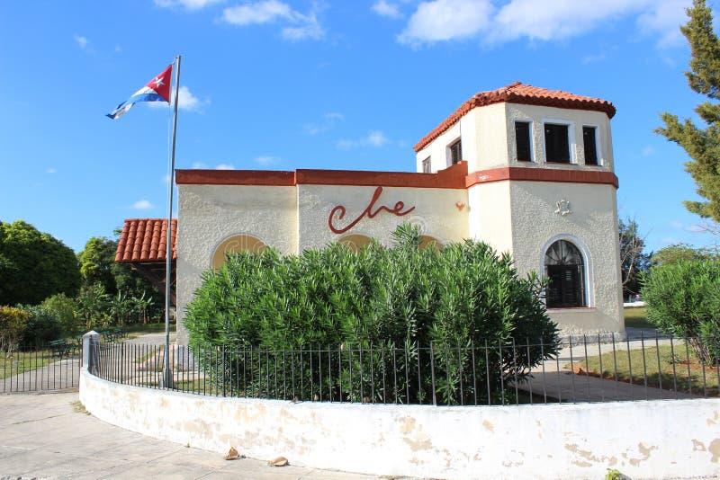 Che Guevara-` s ehemaliges Büro am La Cabaña stockfoto