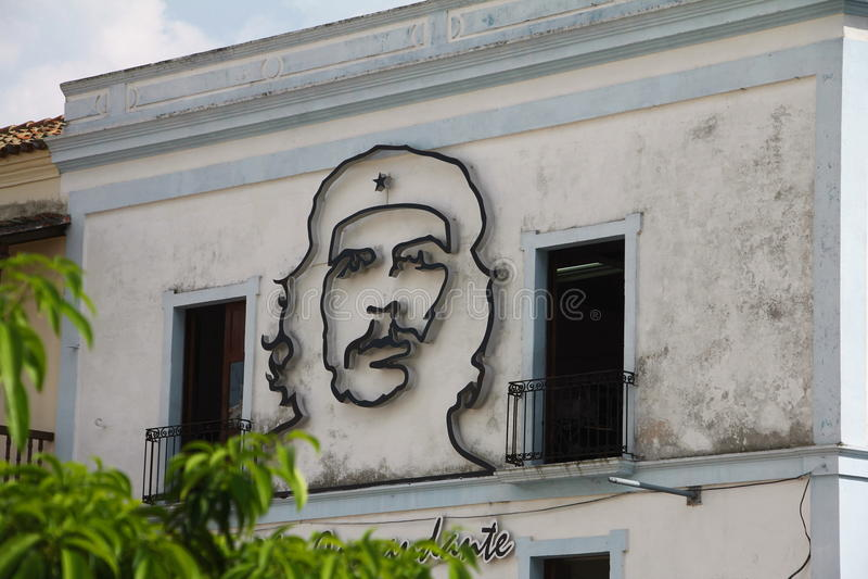 Che Kuba fotografia stock