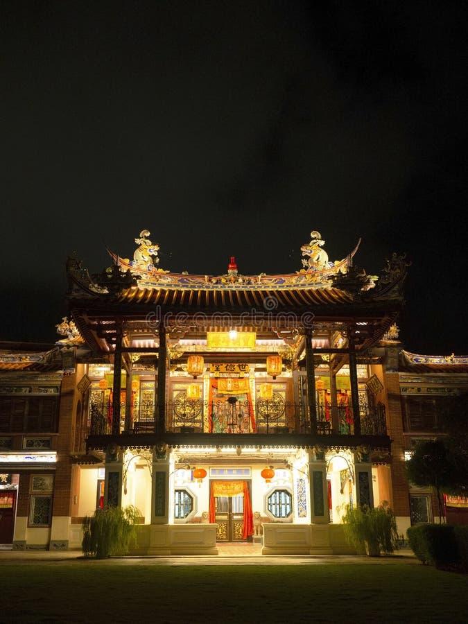 Cheah Kongsi, Georgetown, Penang, héritage de l'UNESCO images stock
