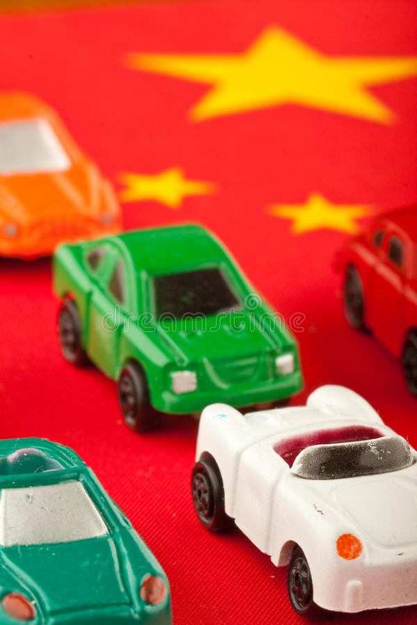 Download Cheap Chinese Car Imports (1) Stock Image - Image: 13787365