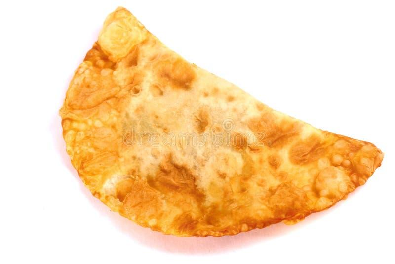 Cheburek frit lumineux photos libres de droits