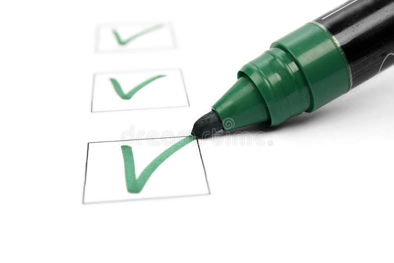 Download Check list stock photo. Image of checklist, application - 18321674